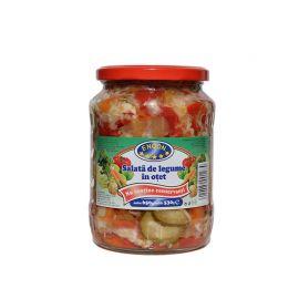 Salata de legume in otet, Encon 650 g