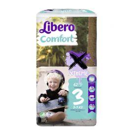 Scutece Libero Baby Soft 3 Midi 5-9 kg, 62 buc